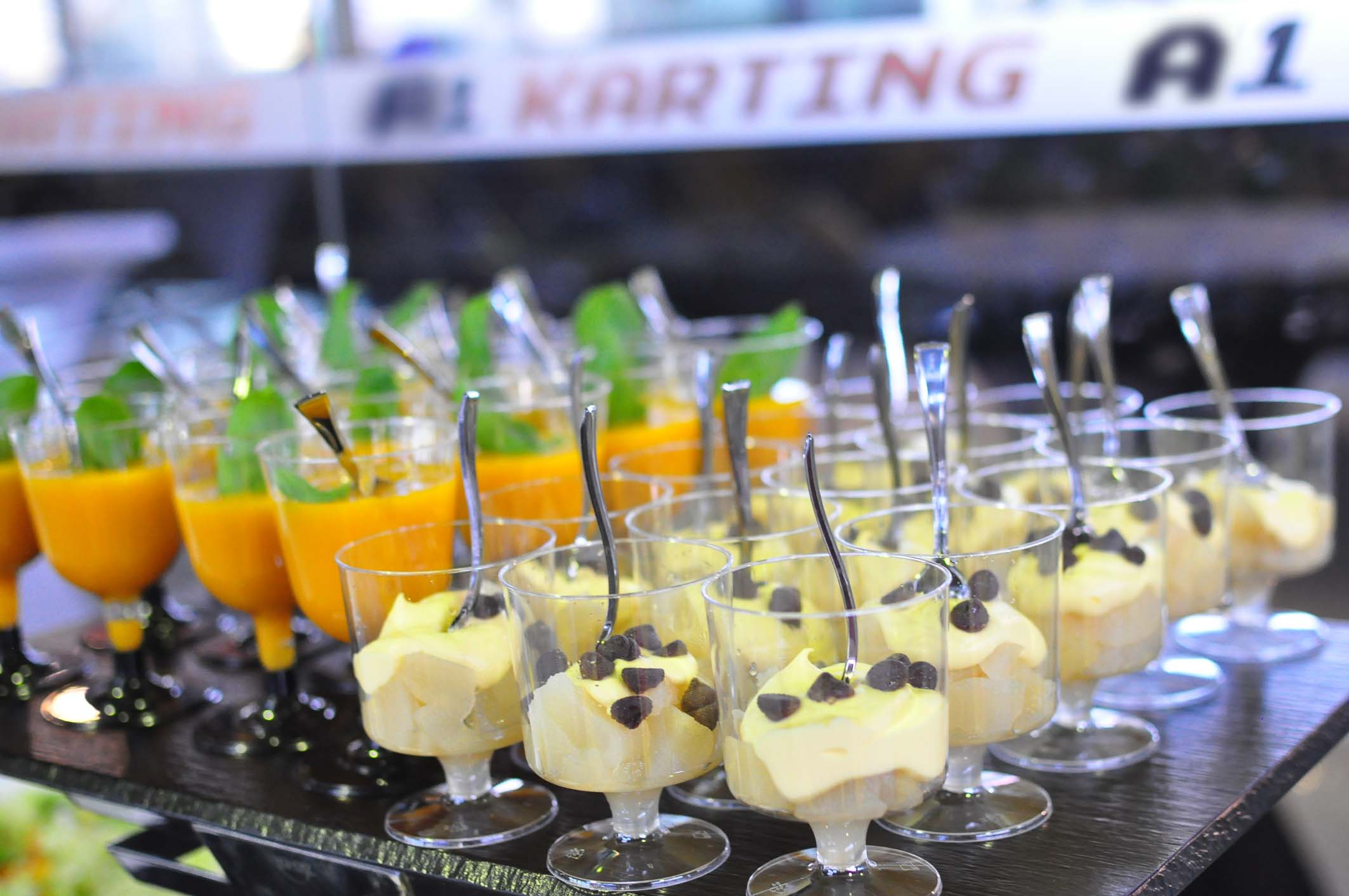 A1Karting Catering