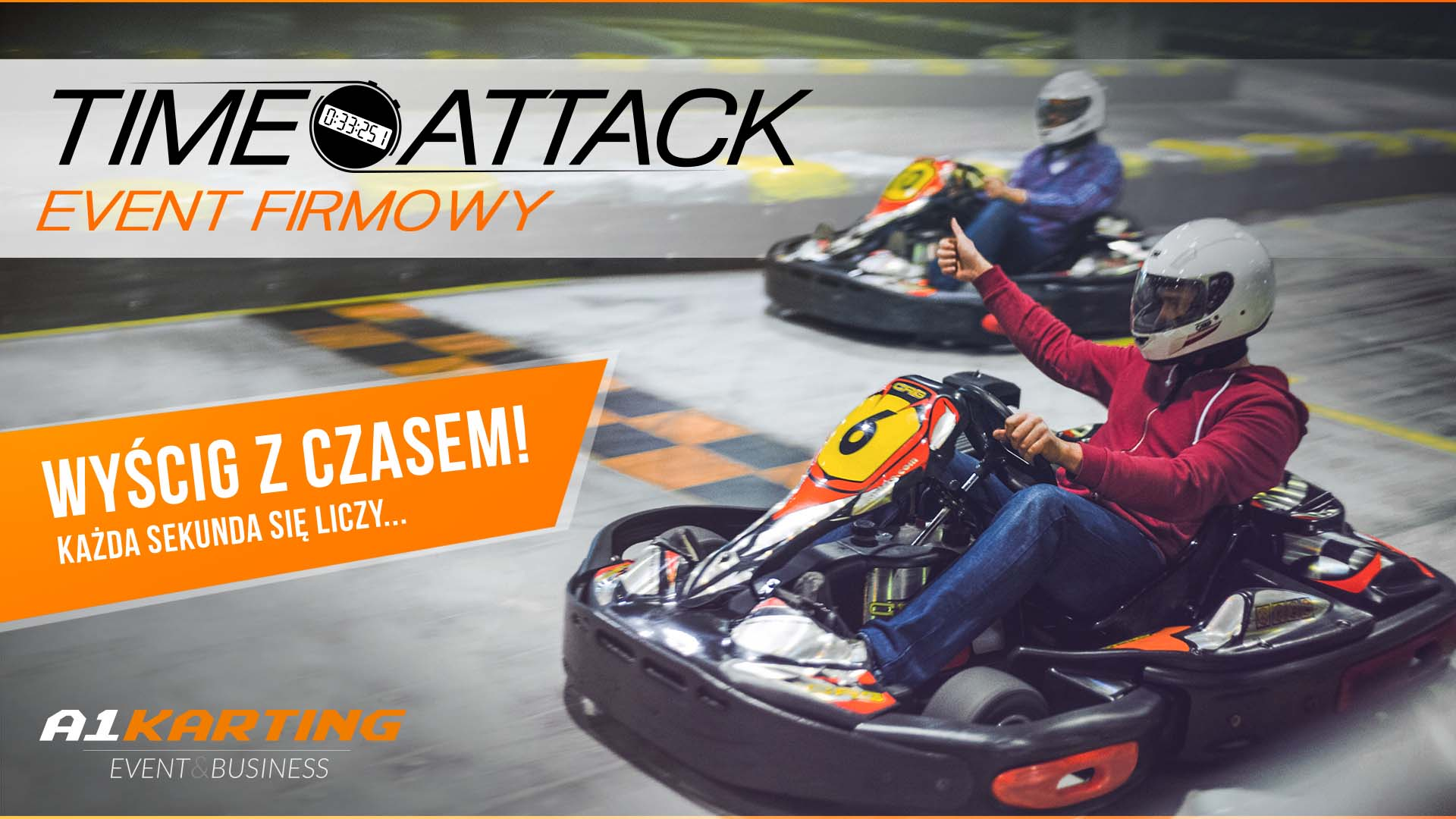 A1Karting Time Attack