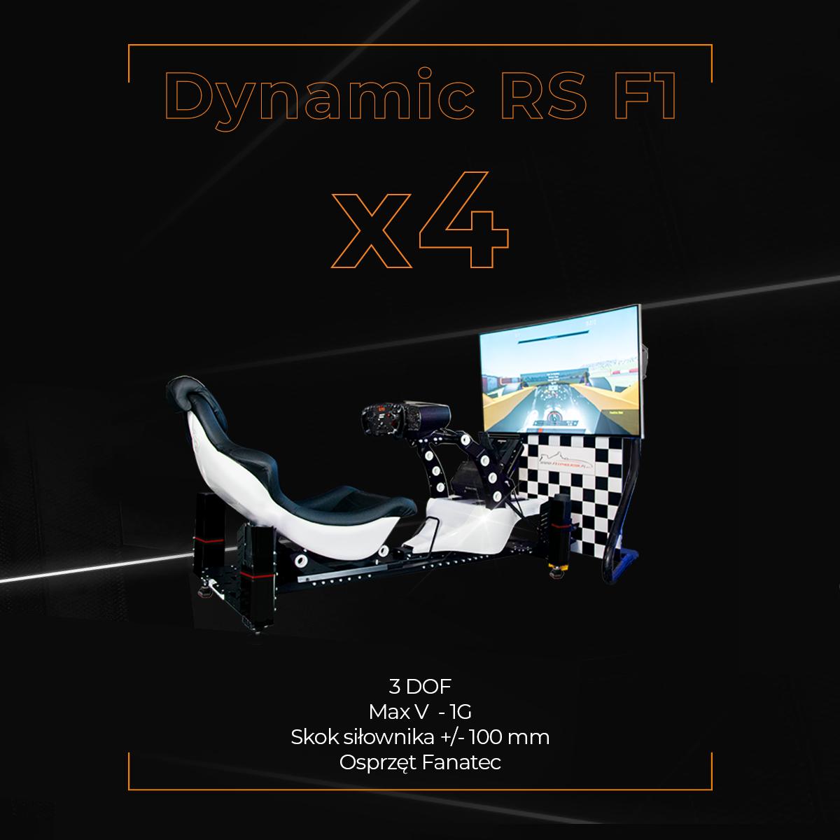 dynamic rs x4