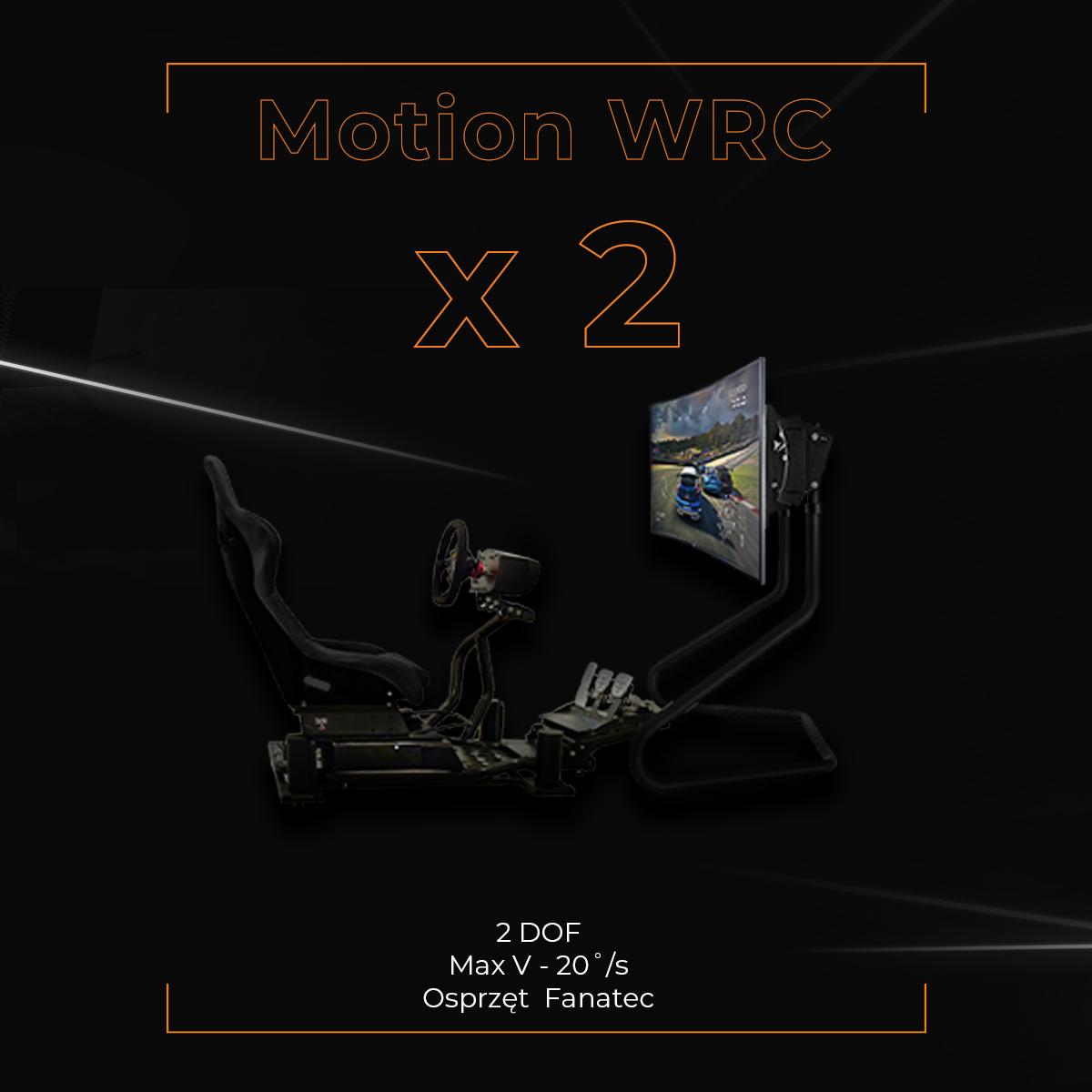 motion wrc x2
